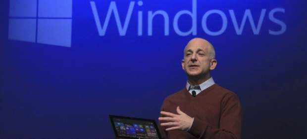 stevens sinofsky, presidente de Microsoft para la división de Windows y Windows Live